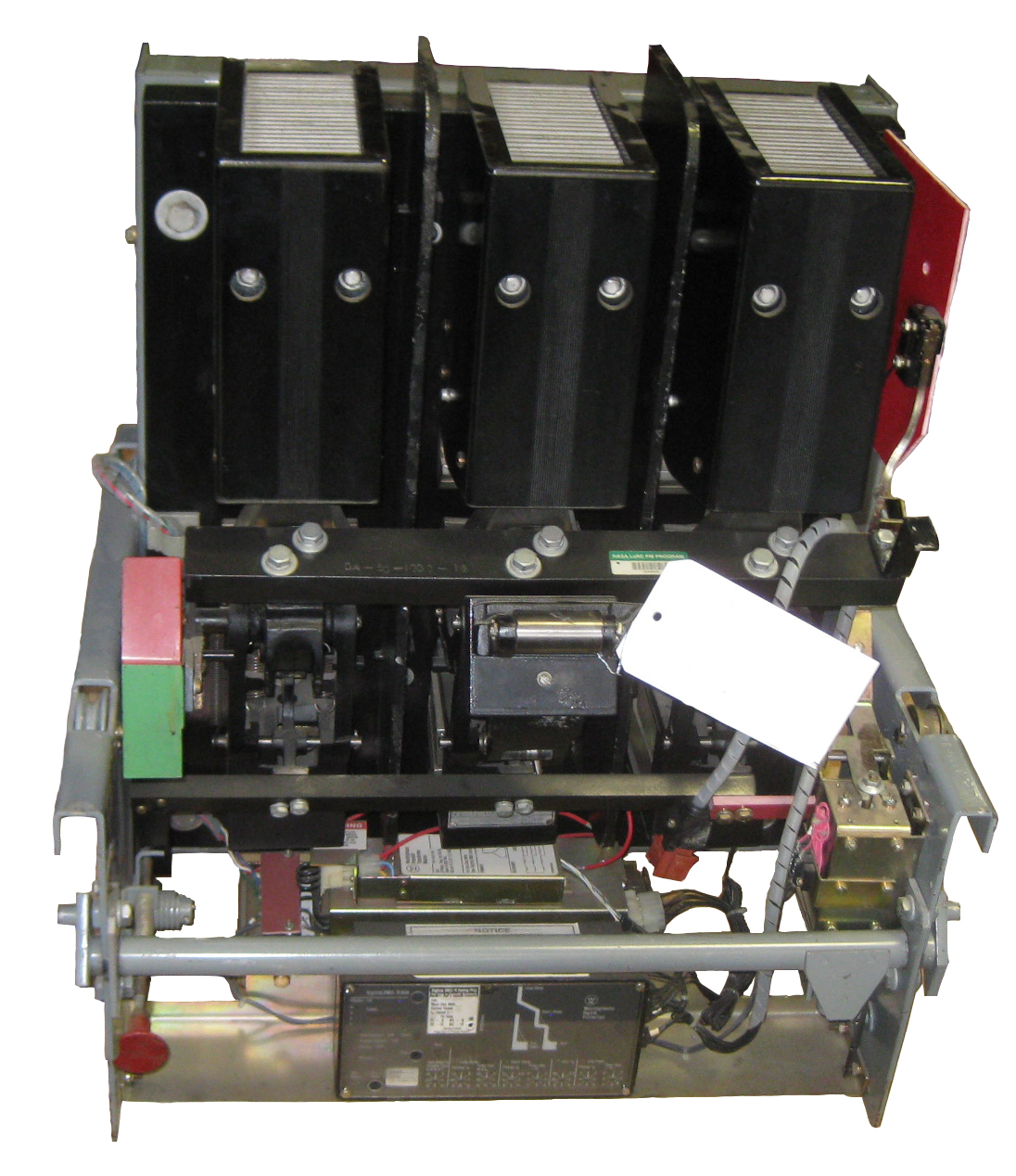 Westinghouse Da Circuit Breaker Line Is Familiar With Breakers Or Fuses Both Are Types Of Image 50 Manual