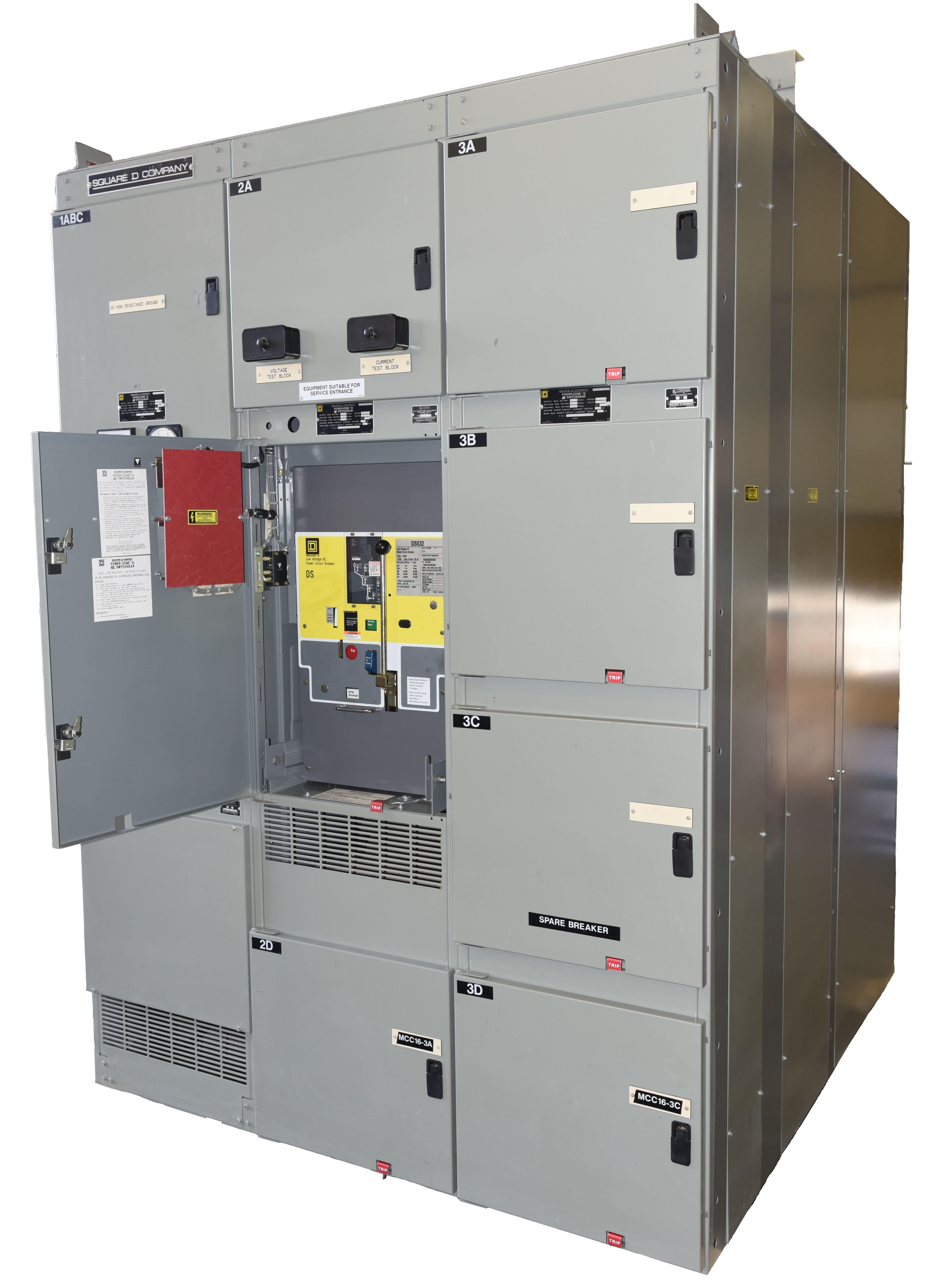 Image of DS Switchgear