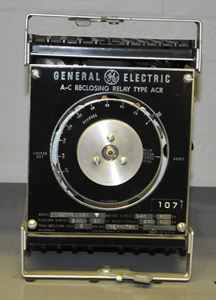 Picture of GENERAL ELECTRIC ACR 12ACR11B2A