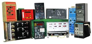 Picture of FEDERAL PACIFIC OVERCURRENT RELAY