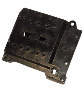 Picture of HK/K-Line/VHK Control Relay Molding (mounting base)