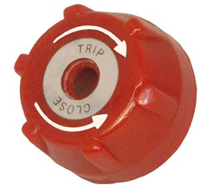 Picture of DST-2  Close/Trip Knob
